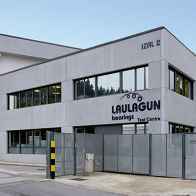 Laulagun Bearings - Laulagun Test Center