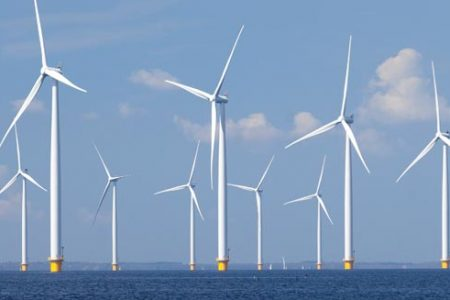 Aerogeneradores - Energía Eólica Offshore